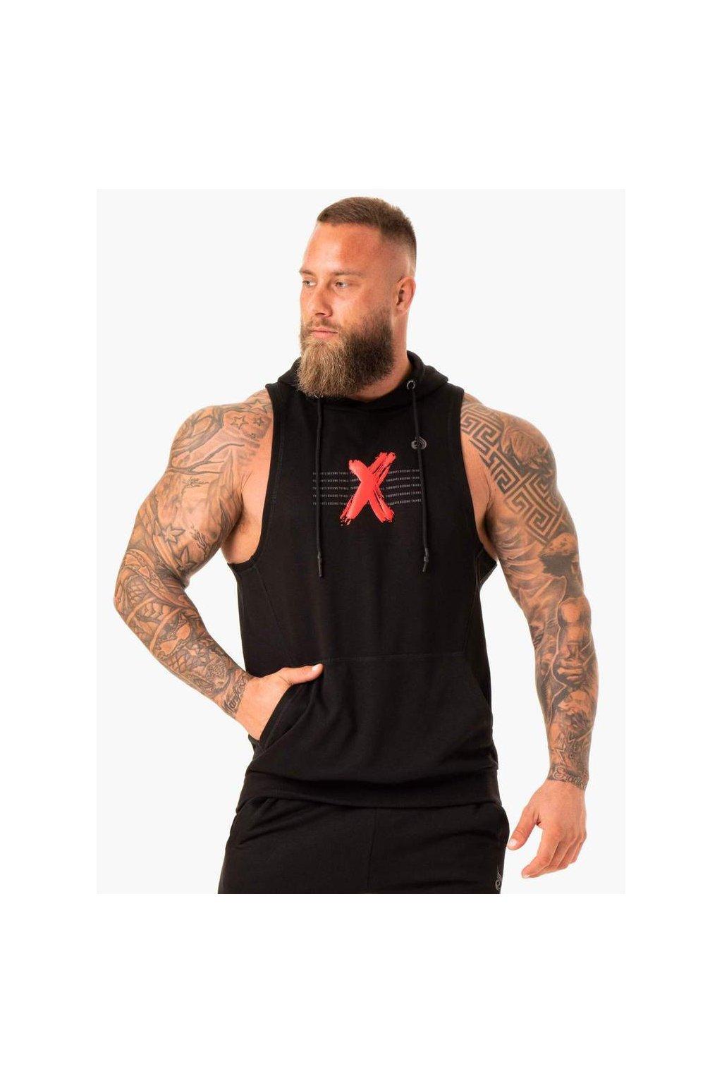 rwxkg sleeveless hoodie black clothing ryderwear 513621 1000x1000