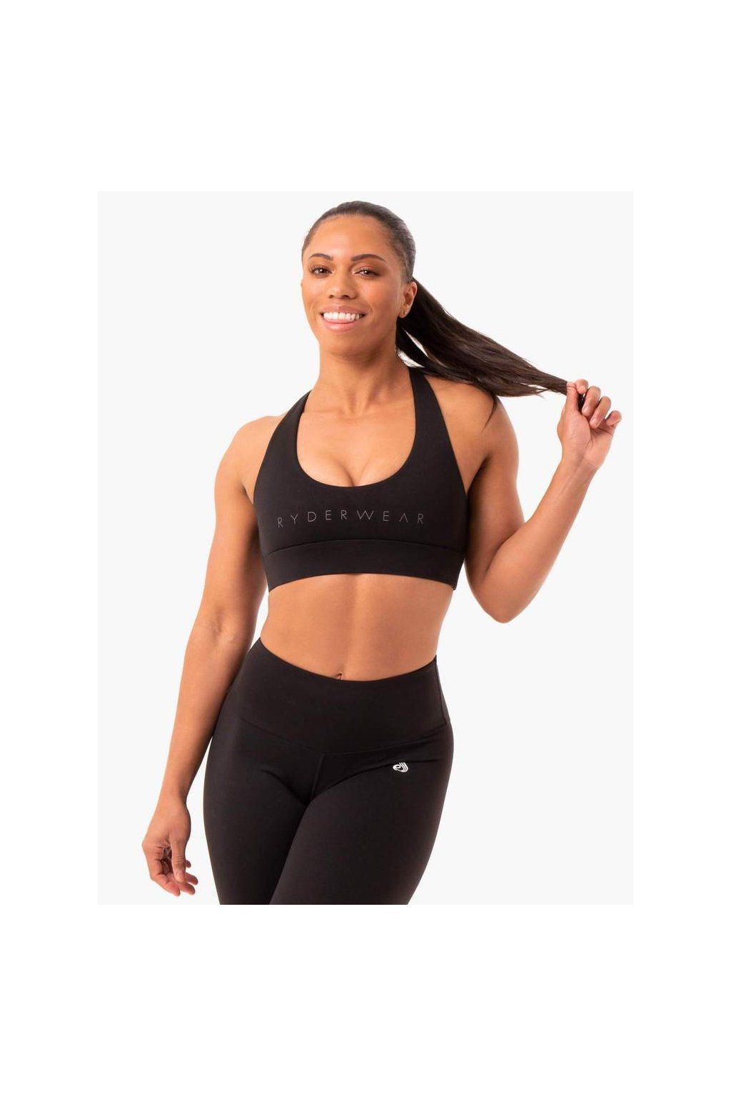 staples cross over sports bra black clothing ryderwear 537613 1000x1000