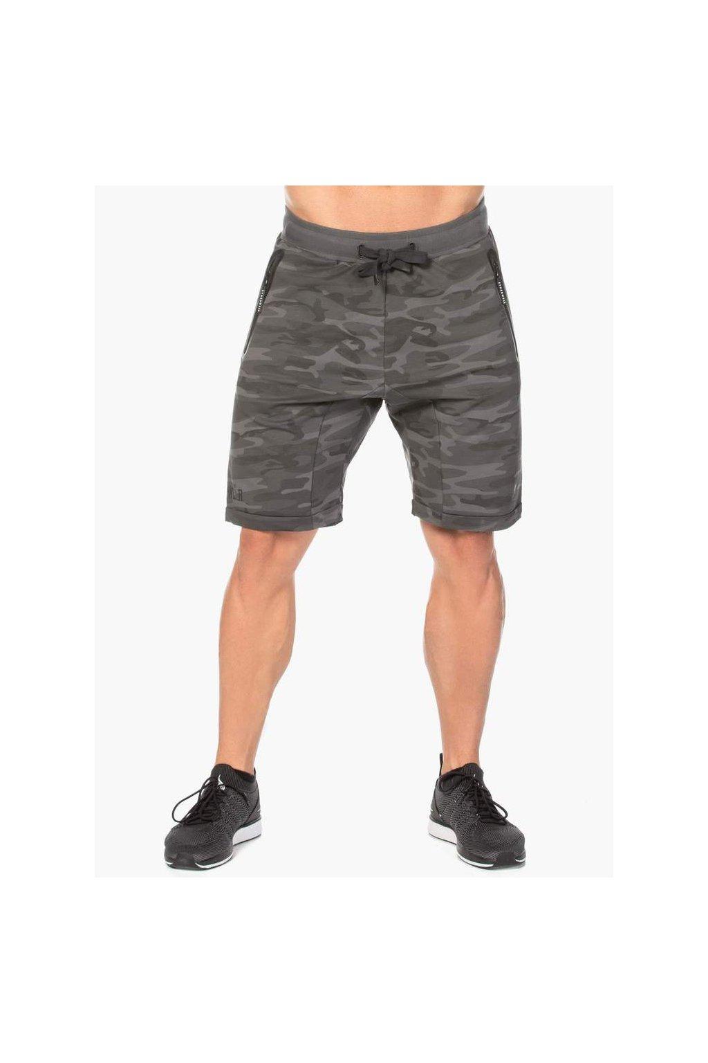 camo fleece track short black camo clothing ryderwear 915439 1000x1000