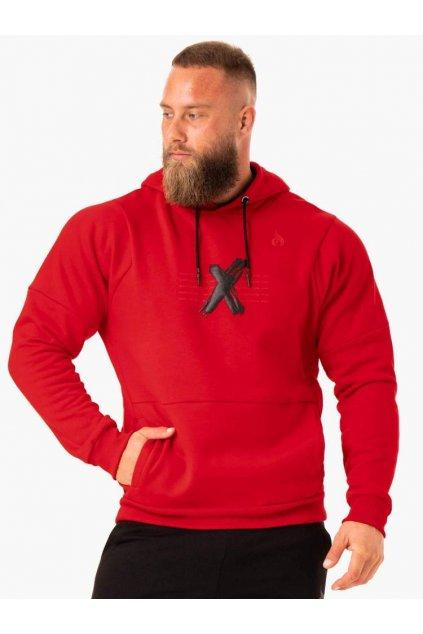 rwxkg fleece hoodie red clothing ryderwear 747324 1000x1000