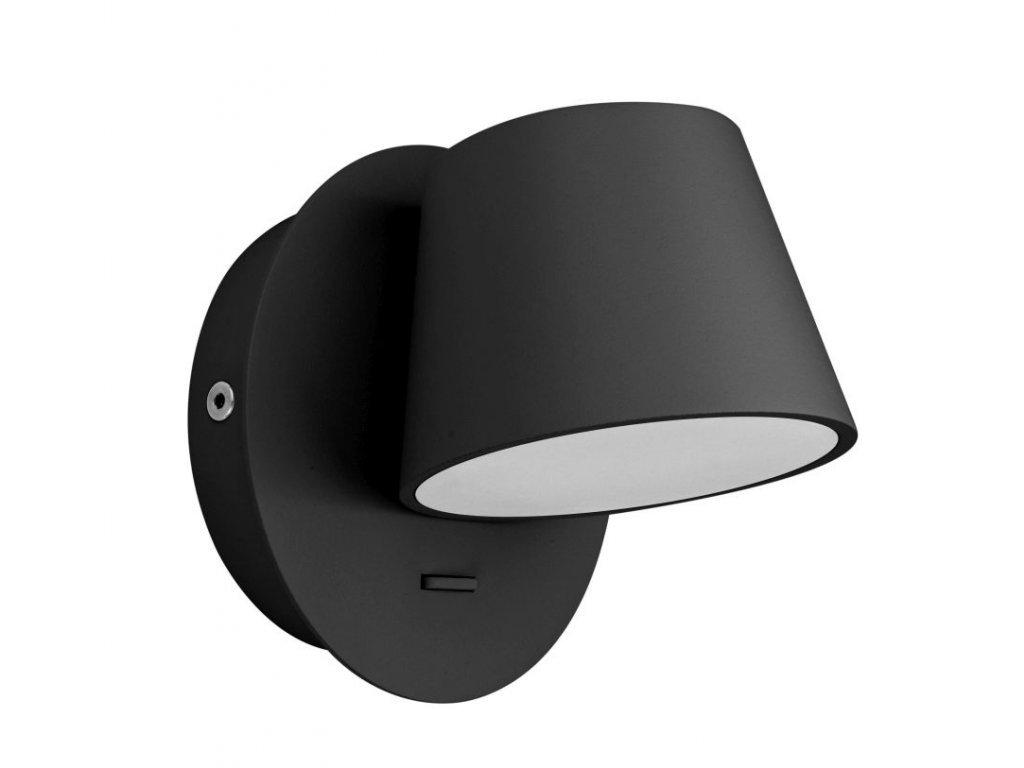 Nástěnné LED svítidlo DORIS ø 12 cm
