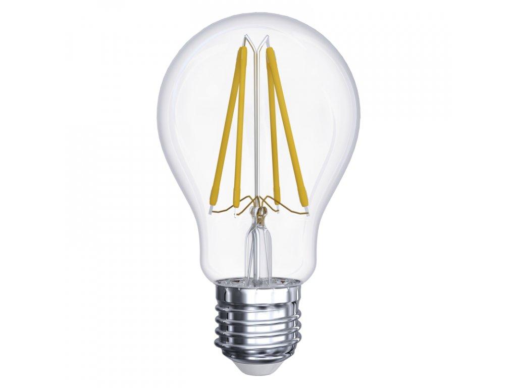 Světelný zdroj LED E27 8W / Z74270 Teplá bílá