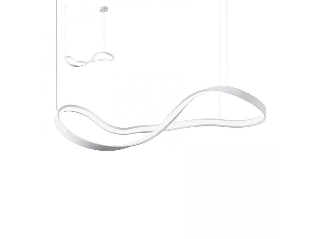 Závěsné LED svítidlo Nubo, š. 940 mm, 3000K