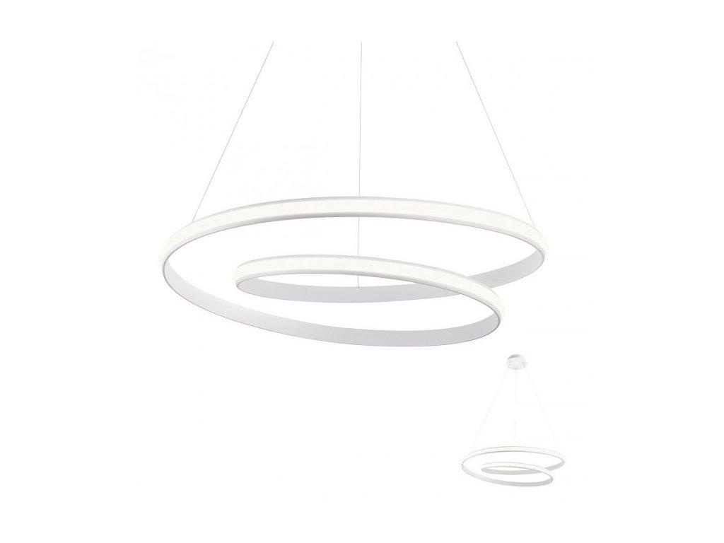 Závěsné LED svítidlo Torsion ø 1500 mm, 3000K