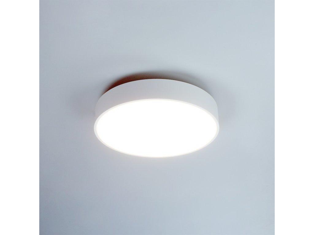 Stropní LED svítidlo RINGO 35 cm, bílá