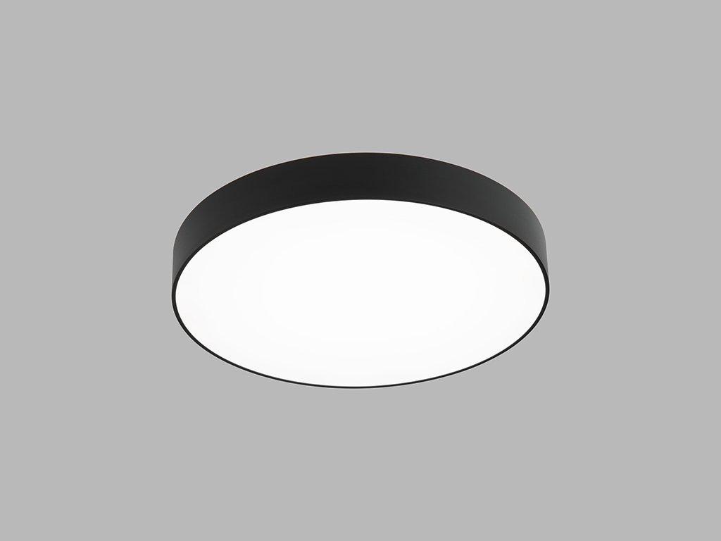 2945 4 led2 ringo 45 p b stropni svitidlo cerna 42w 3000k barva cerna barva svetla 3000 k varianty dali push stmivatelne
