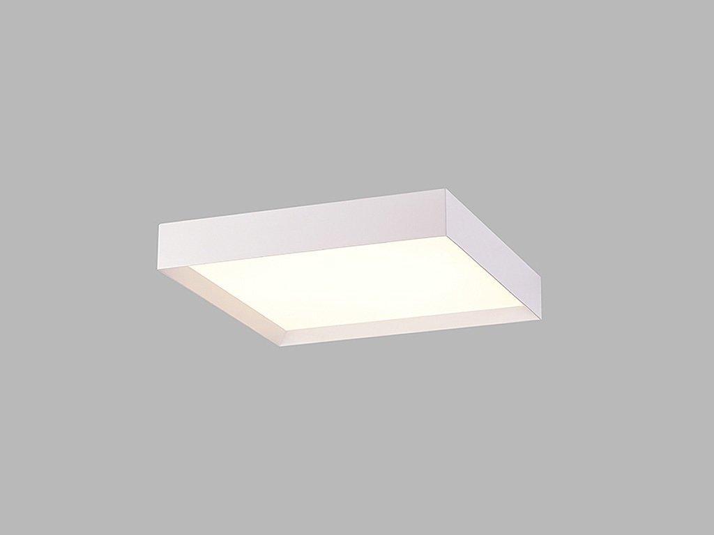 Stropní LED svítidlo MILO š. 60 cm, bílá