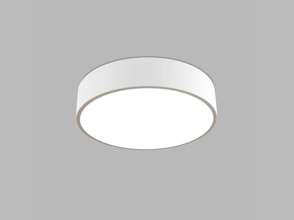 Stropní LED svítidlo MONO ø 80 cm, bílá