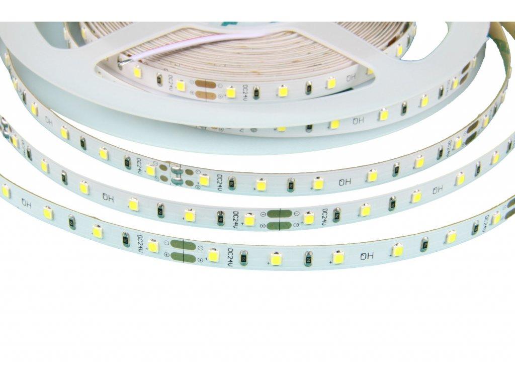 LED pásek 24V, 4,8W/m, 60LED/metr