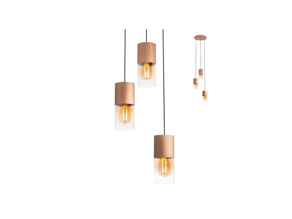 Závěsné svítidlo IWI ø 32 cm