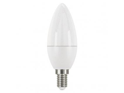 LED žárovka Classic Candle 8W E14 teplá bílá