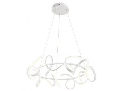 Závěsné kruhové LED svítidlo Godart
