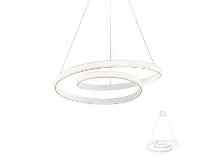 Závěsné LED svítidlo Torsion ø 550 mm, 3000K