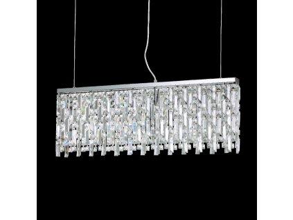 Závěsné svítidlo ELISIR SP8, d. 100 cm