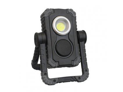 LED reflektor s Reproduktorem A