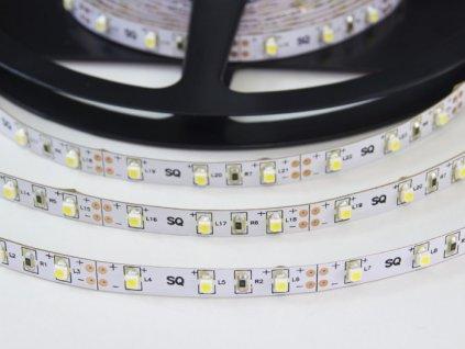 LED pásek 12V, 4,8W/m, 60LED/metr