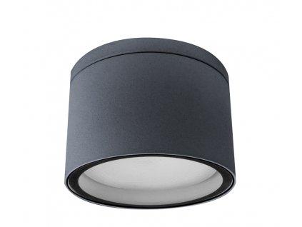 Venkovní stropní svítidlo ARON ø 9 cm