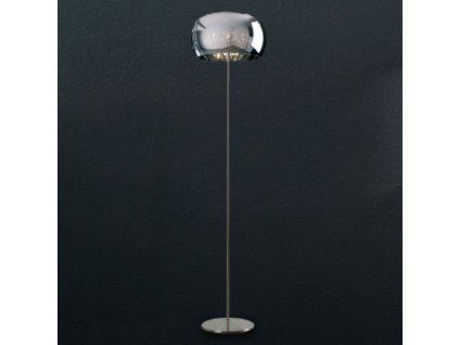 stojaci lampa crystal floor zuma line
