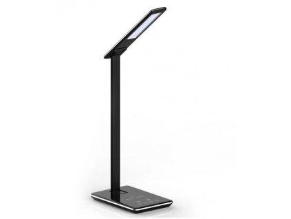 Stmívatelná stolní LED lampa s bezdrátovým nabíjením