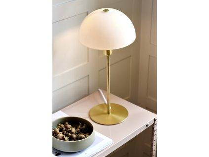 Stolní lampa ELLEN ⌀ 20 cm, v. 41 cm