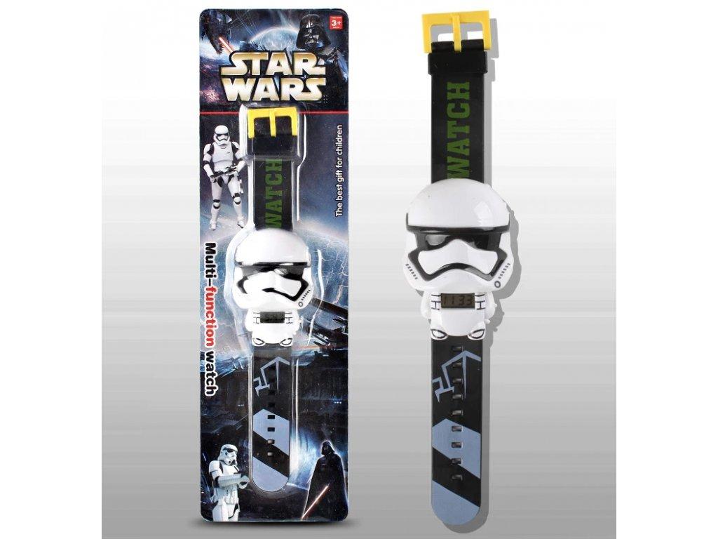 dětské hodinky Star wars