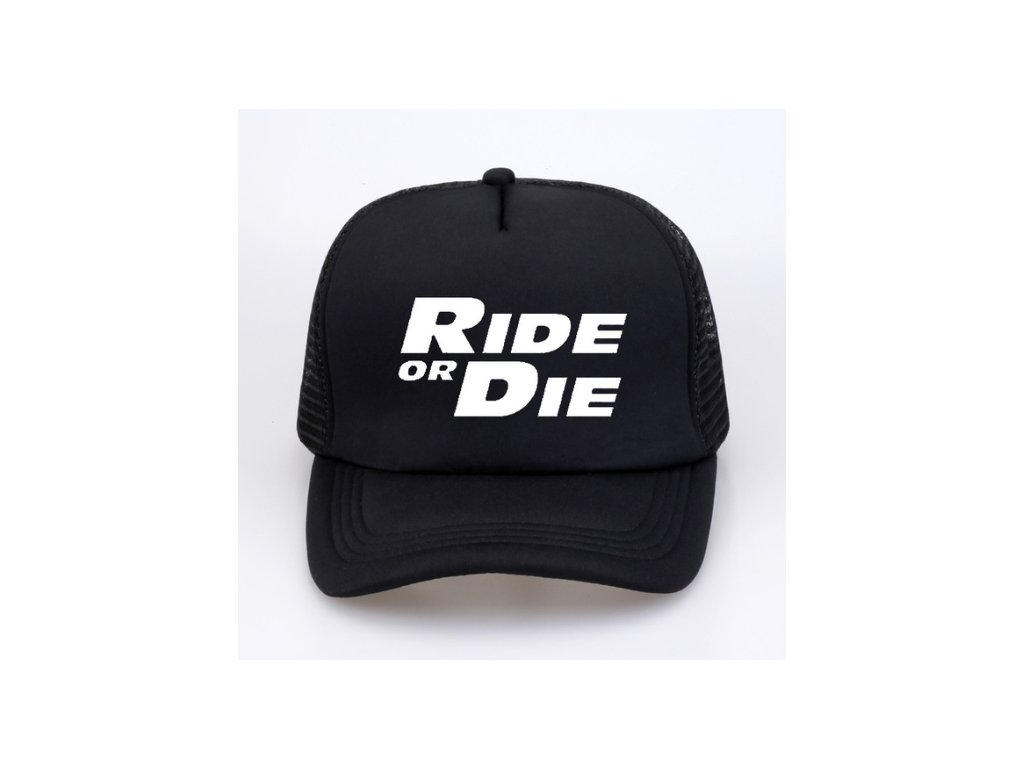 čepice ride or die 9
