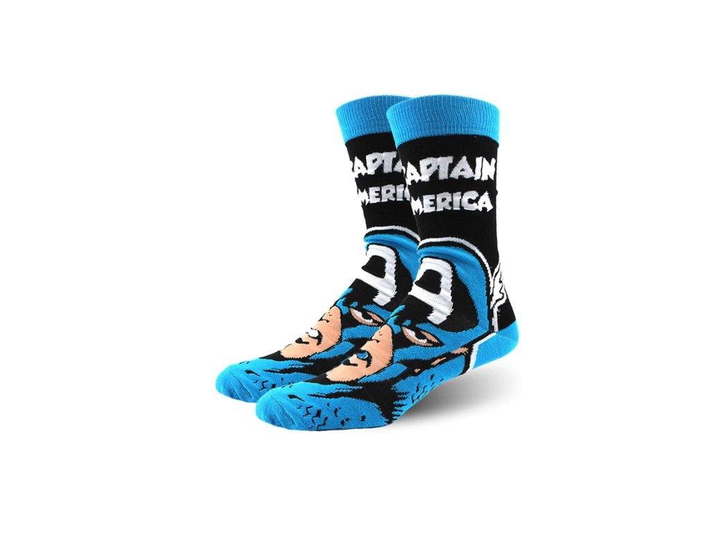 ponožky kapitán amerika