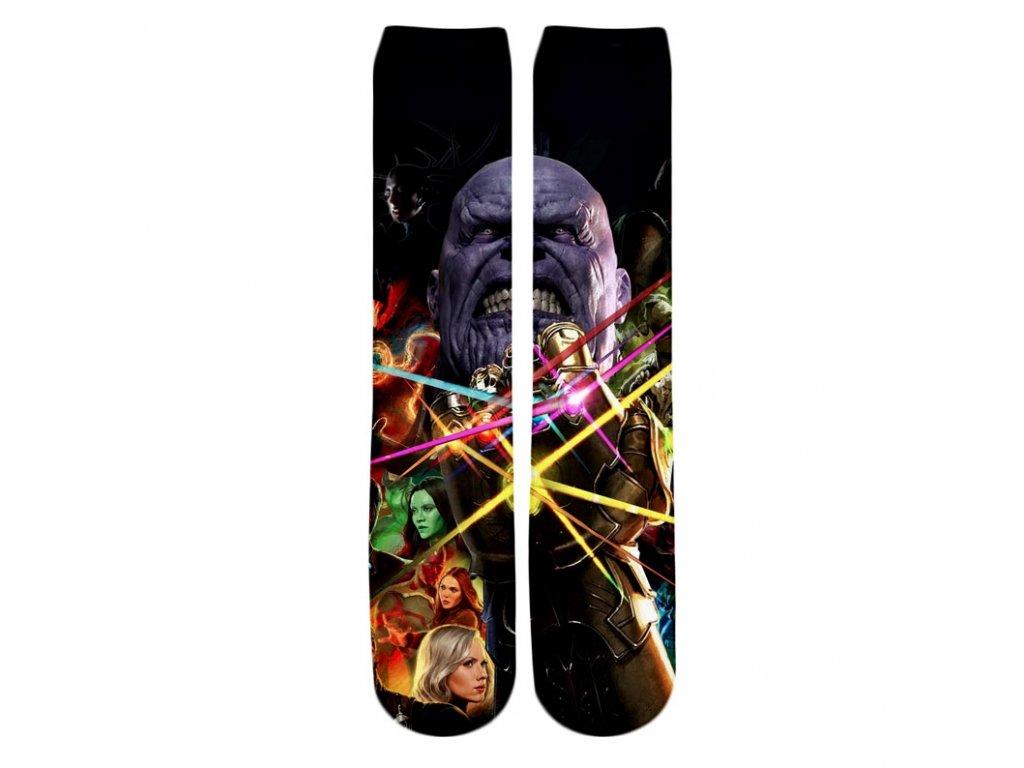 ponožky thanos