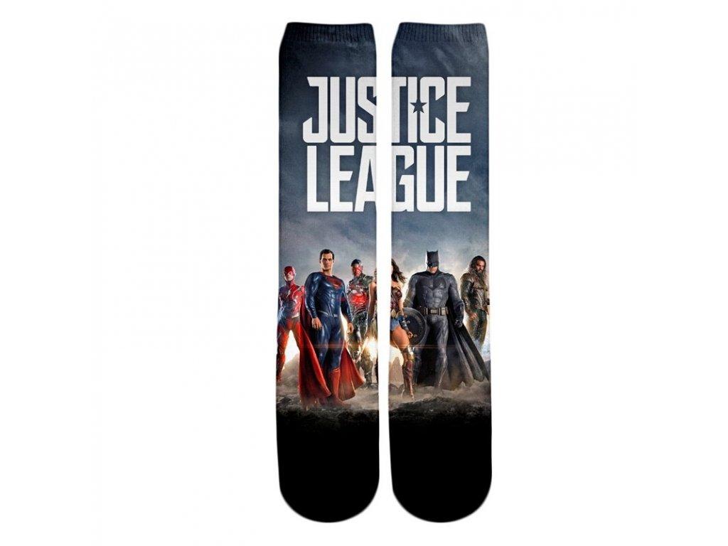 ponožky justice league