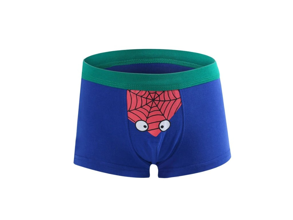 boxerky spiderman