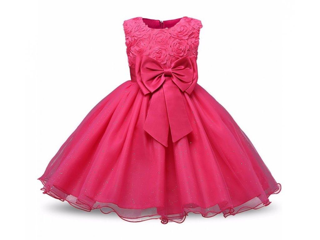 šaty red