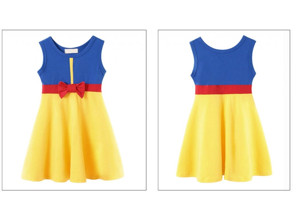 divčí šaty 97