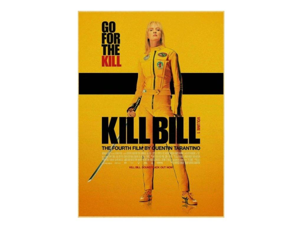 plakát kill bill