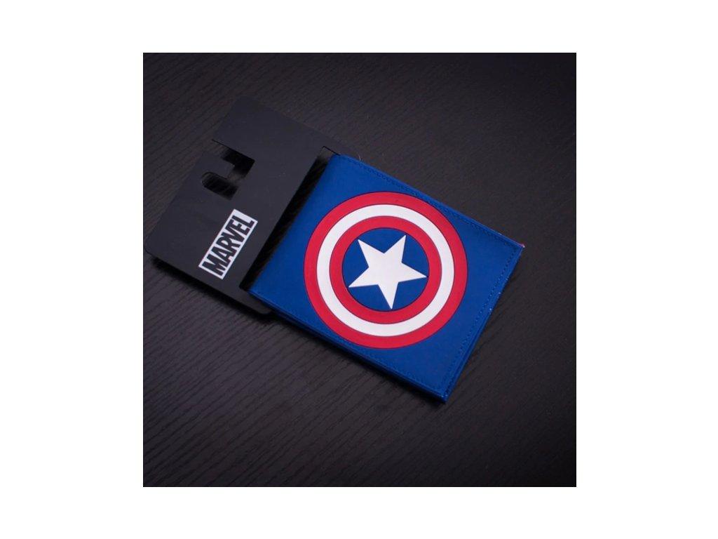 peněženka kapitan amerika stit