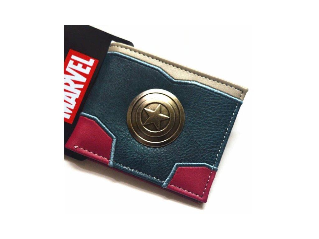 peněženka kapitán amerika