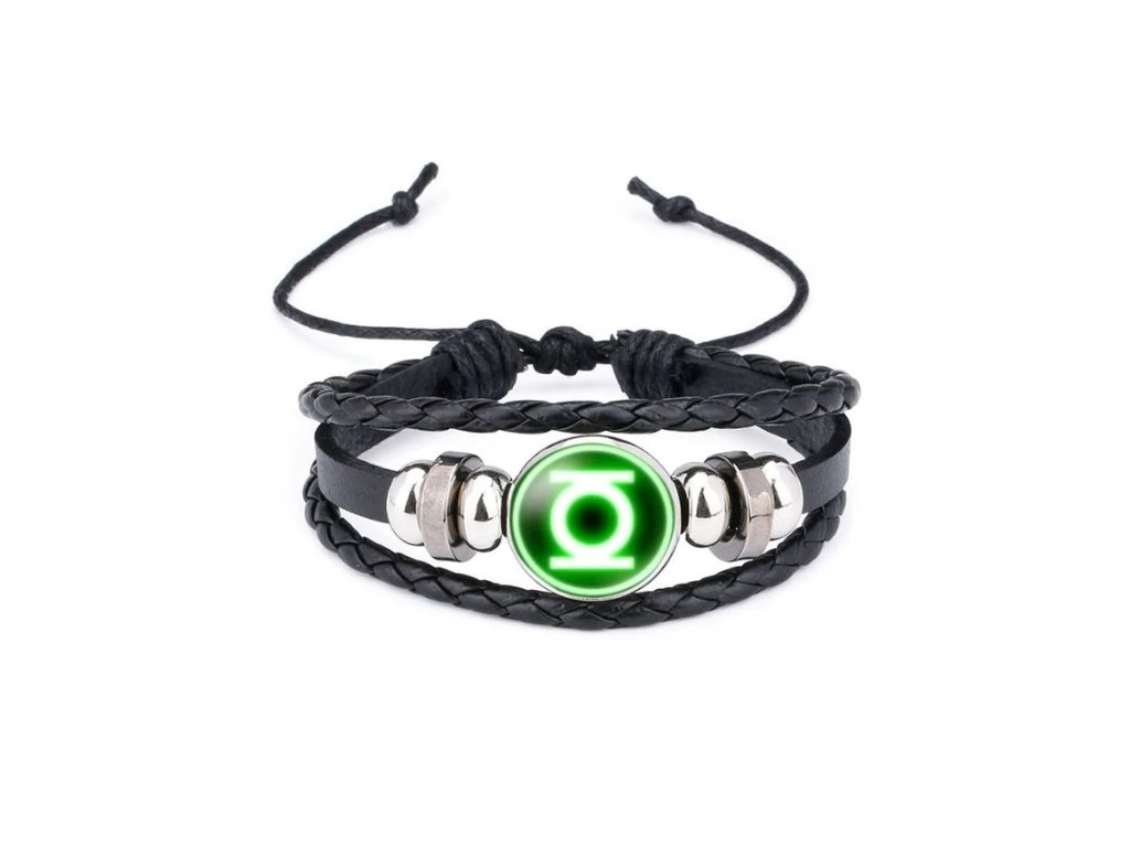 náramek green lanter