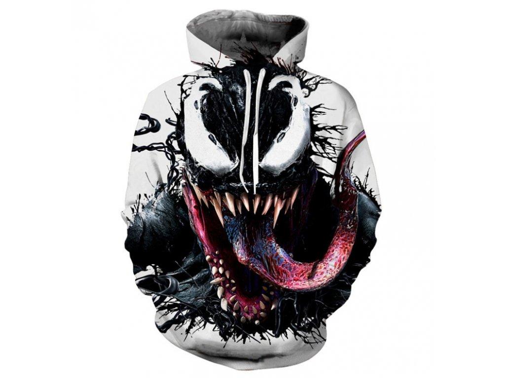 mikina Venom 3D