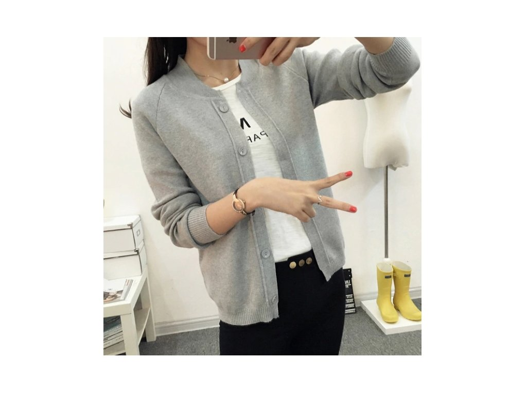 bunda grey