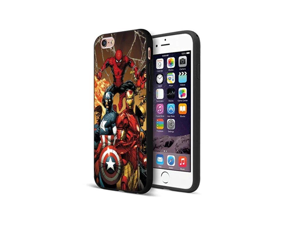 kryt na telefon avengers