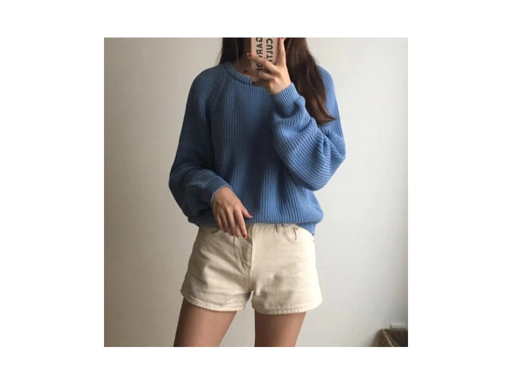 svetr blue
