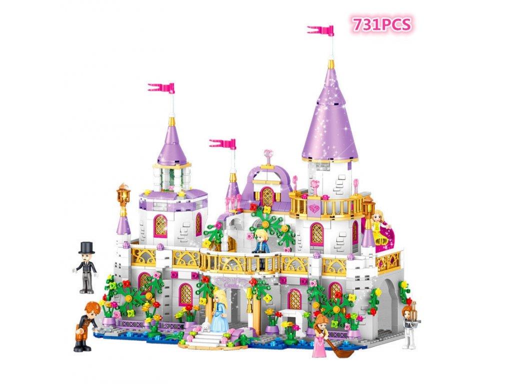 hrad lego