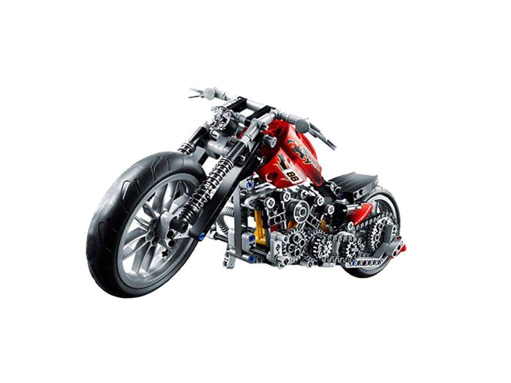 harley motorka