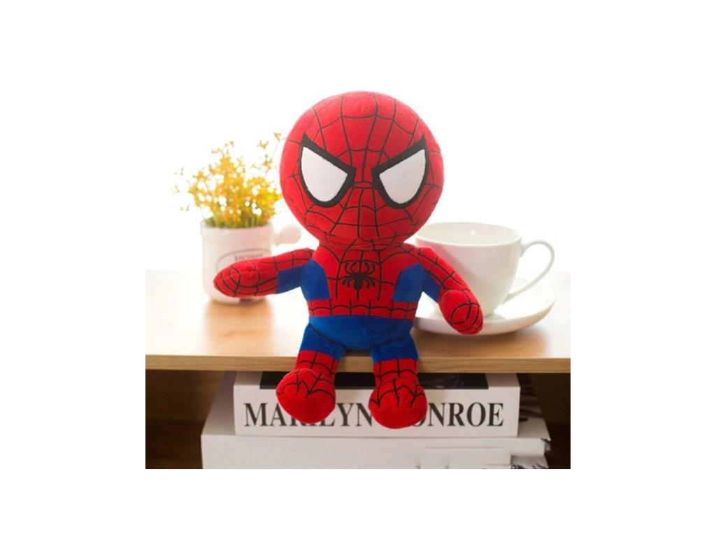 plyšák avengers spiderman