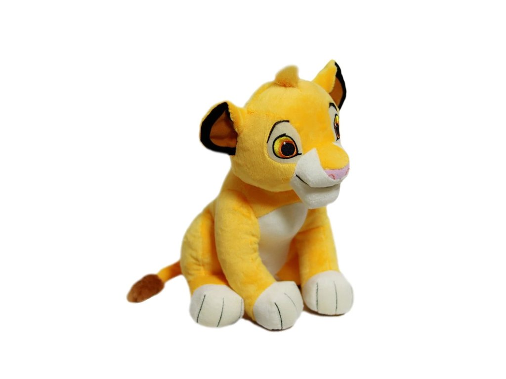 tygr plyšák