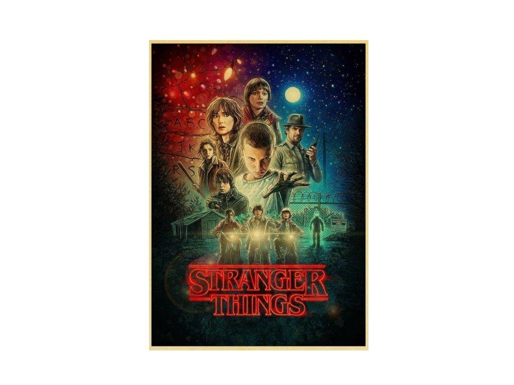 plakát stranger things 3
