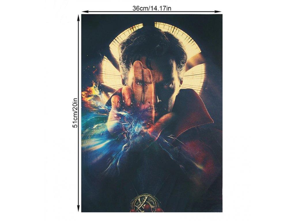 plakát doctor strange