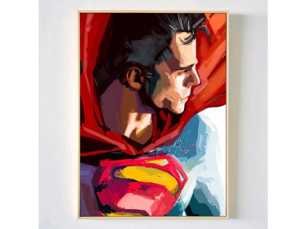 plakát superman