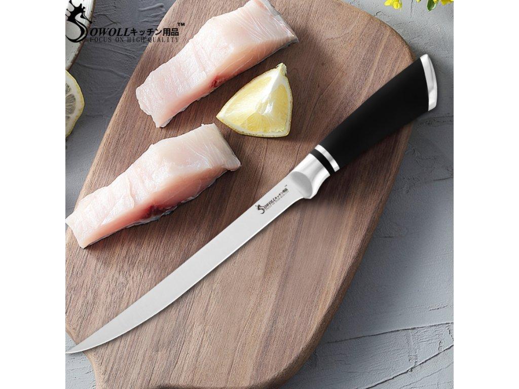 nůž na ryby 2