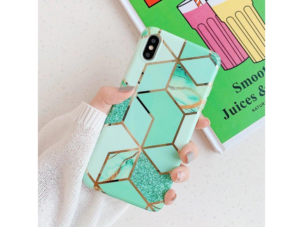 iphone kryt zeleny