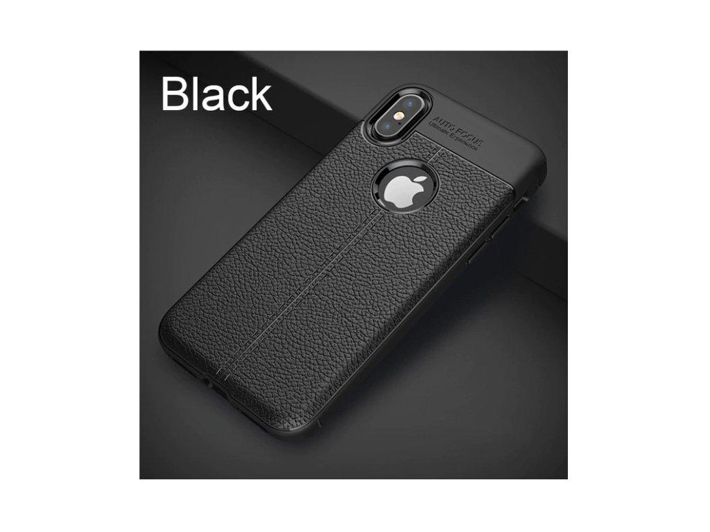 kožený kryt iphone back